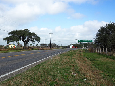 Near FM 1781 and Sparks Colony Road