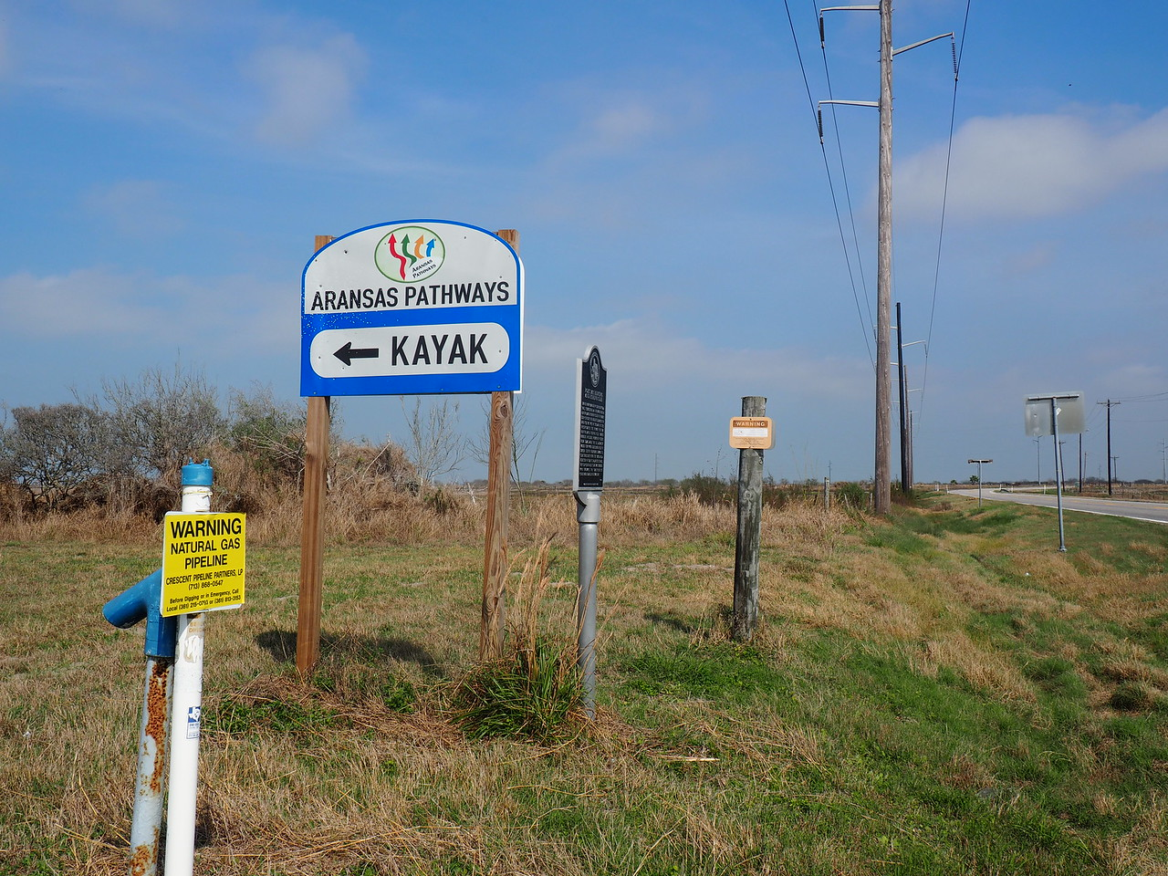 Port Bay Hunting and Fishing Club - Historic Marker