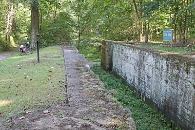 Lock 9 on the Ohio and Erie Canal