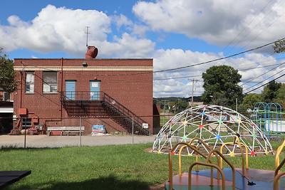 Nap time at Warren Township Community Center