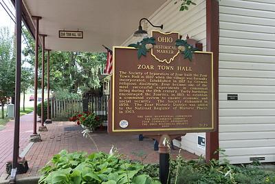 Zoar Town Hall