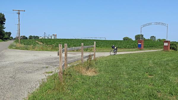 Jackson Cemetery and Goshen Prairie