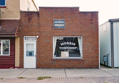 Morris Township office on Washington Street.