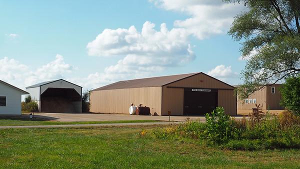 Pine Rock Township buildings
