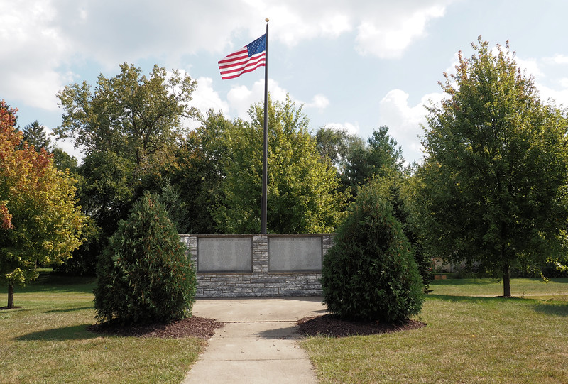 Custer Township Veterans Memorial