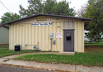 Medford Township Hall in Medford, MN