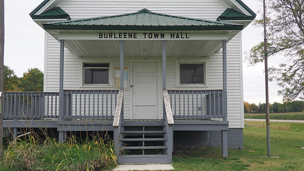 Burleene Town Hall