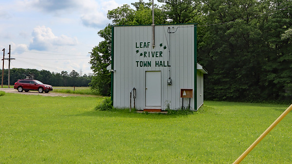 Leaf River Town Hall