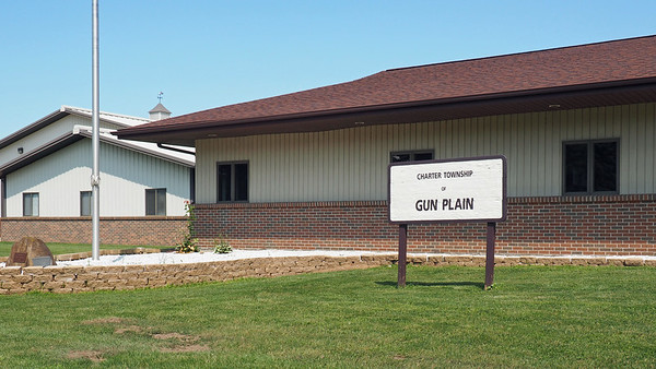 Gun Plain Township Hall