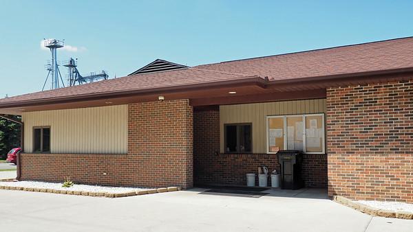 Gun Plain Township Hall