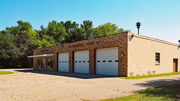 Lee Township Hall and Fire Department Station