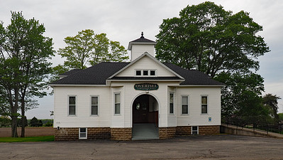 Overisel Township Hall