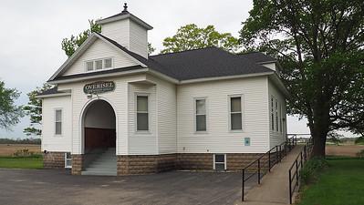 Overisel Township Hall