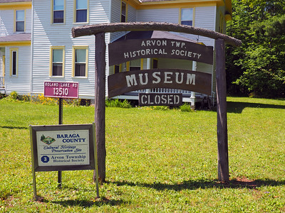 Avron Township Historical Society Museum