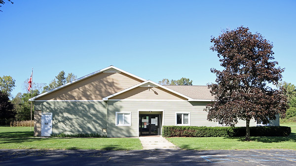 Pipestone Township Hall