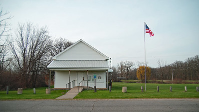Clarendon Township Hall