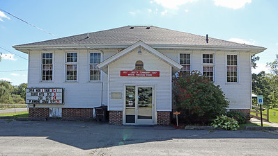 West Liberty Township Hall
