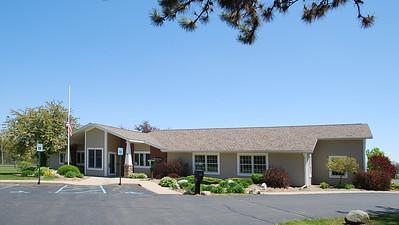 Schoolcraft Township Hall