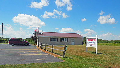 Bridgehampton Township Hall