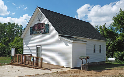 Buel Township Hall