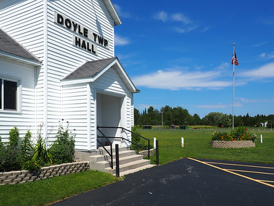 Doyle Township Hall