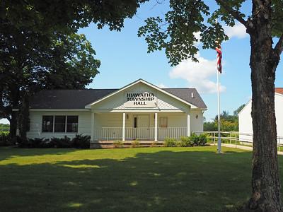 Hiawatha Township Hall