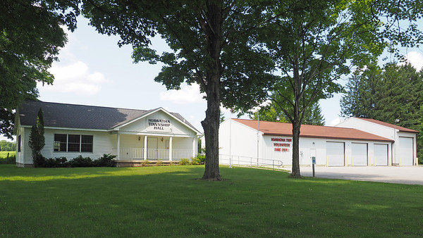 Hiawatha Township Hall