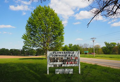 Flowerfield Township Hall