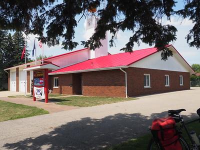 Cass City Fire Department (and Elkland Township office)