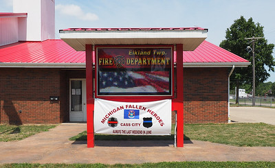 Cass City Fire Department (and Elkland Township office)
