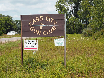 Novesta Township meets at the Cass City Gun Club