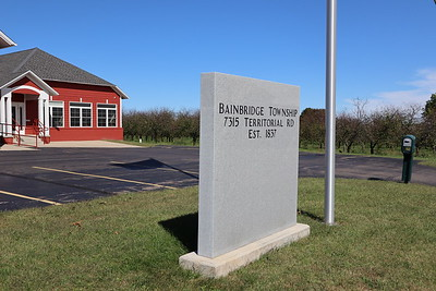 Bainbridge Township Hall
