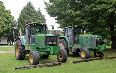 Bangor Township Road Equipment