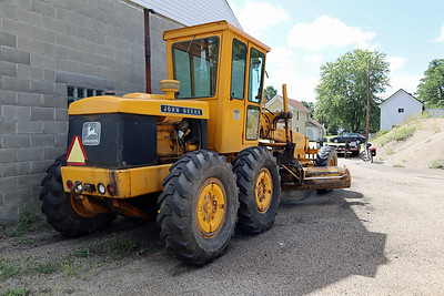 Clay Township road equipment