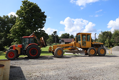 Road equipment for Perry Township
