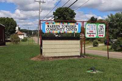 New Cumberland is beyond the Warren Township Community Center.