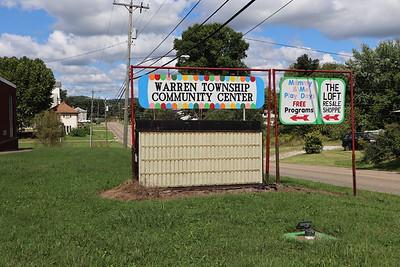 New Cumberland is beyond the Warren Township Community Center.