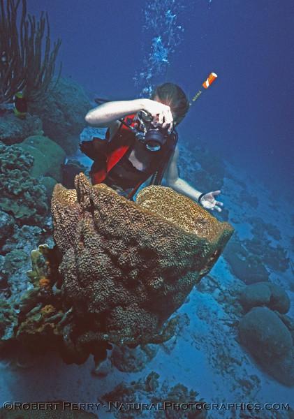 Sue & sponge Log 1127 1985-08 Bonaire-002