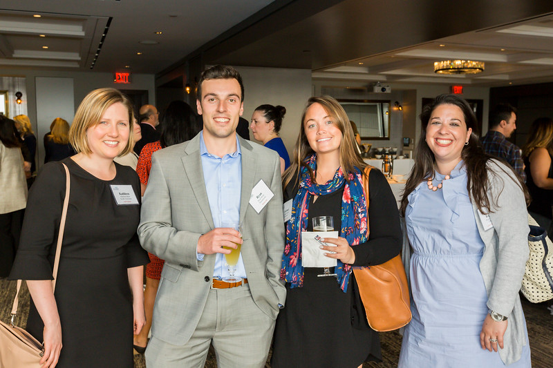 June 7, 2018. Boston, MA.<br /> CoreNet Global – New England Chapter networking event at the UMASS Club.<br /> © 2018 Marilyn Humphries