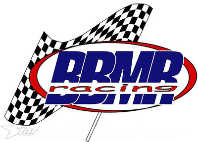 I created this logo for the Racing WItherow family. BBMR stands for Brooke, Barb, Mitch & Rick WItherow.