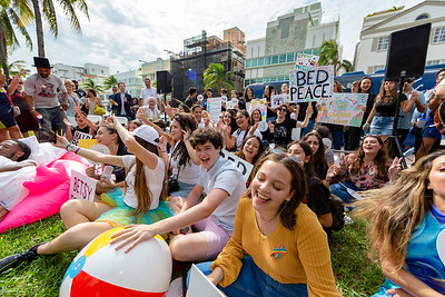 2018_11_03, Alberto Carvalho, Andy Cabrera, Beach, Beach Bed In, Bed In, Bed In on the Beach, Come Together, Come Together Miami, Diana Rodriguez, FL, Florida, Jaime Walden, Jonathan Plutzik, Matt Reich, Miami, Miami Beach, Rick Van Dyne, The Betsy, The Betsy Hotel