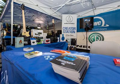 Anaheim, Audio-Technica, CA, Genelec, JLETB, Media Day, NAMM, Neutrik, OWC, Reason, 2019
