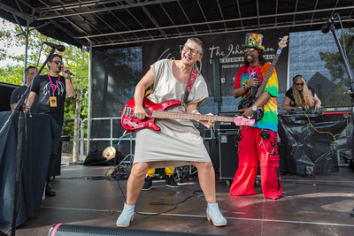 2017_10_07, Bass off, Block Party, Bootsy Collins, Jackson Heights, Matt Reich, NY