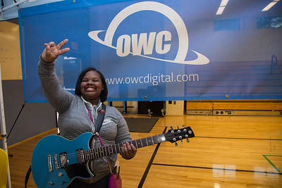 2017_10_23, Atlanta, GA, McNair Middle School, OWC, Yamaha