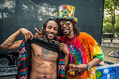 2017_10_07, Block Party, Bootsy Collins, Chazmere, Jackson Heights, NY