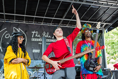 2017_10_07, Allissia Beneviste, Bass off, Block Party, Bootsy Collins, Jackson Heights, NY, OWC, Yamaha