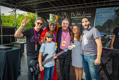 2017_10_07, Bass off, Block Party, Bootsy Collins, Canon, Daniel Dromm, Jackson Heights, Matt Reich, NY, OWC, Spike