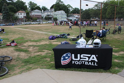 Heads Up Football Week - New Rochelle
