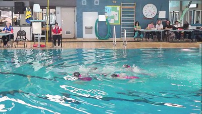 2014 03 23 - nage synchronisée - Synchronised swimming
