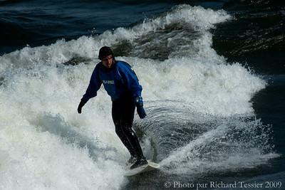 Surf de Rivière - River Surf
